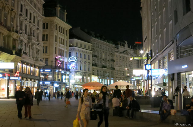 オーストリア旅行記 ウィーン見所