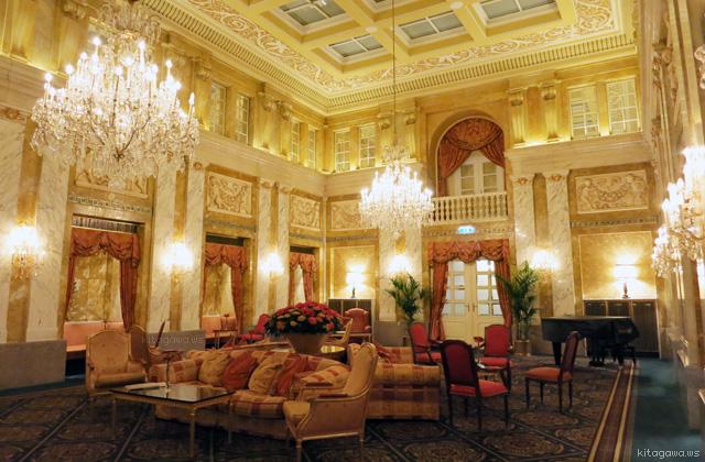ホテル インペリアル ウィーン