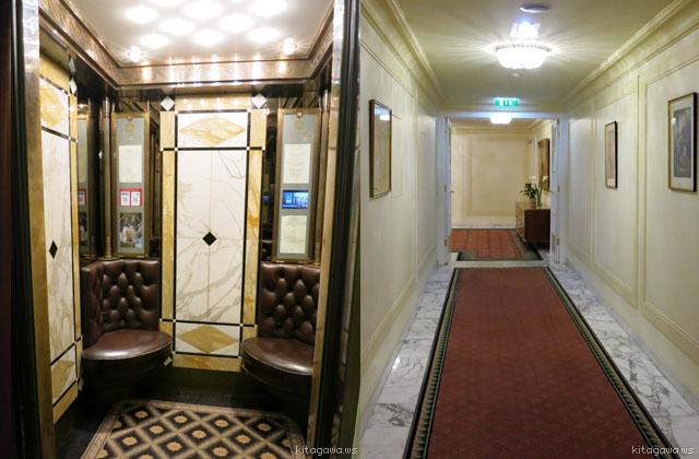 ブリストルホテル オーストリア ウィーン