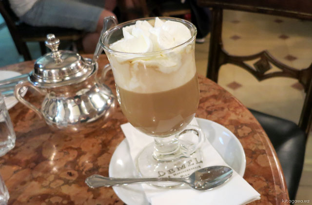 カフェ デメル