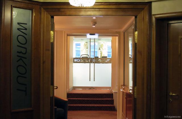 ホテル ブリストルウィーン ジム
