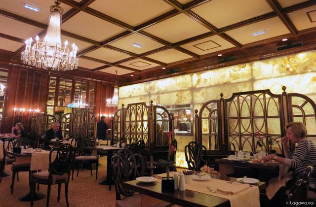 ホテル ブリストルウィーン レストラン