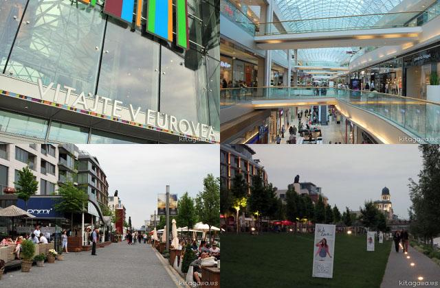 Eurovea Galleria エウロヴェア・ガレリア