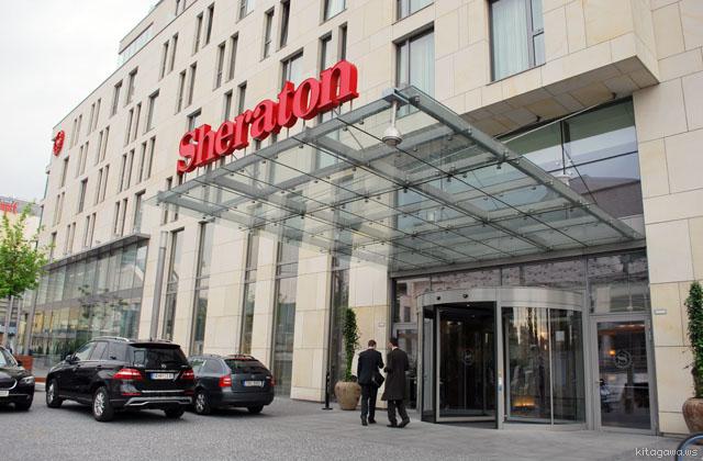 シェラトンブラチスラヴァホテル