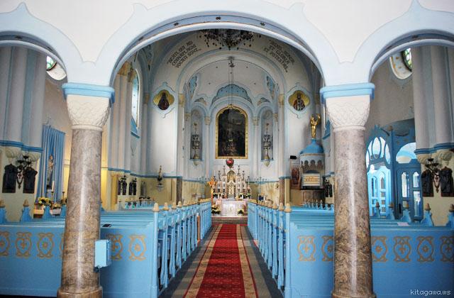 St Elizabeth, Blue Church Bratislava
