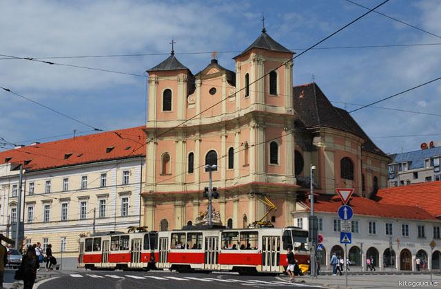 ブラチスラヴァ旧市街