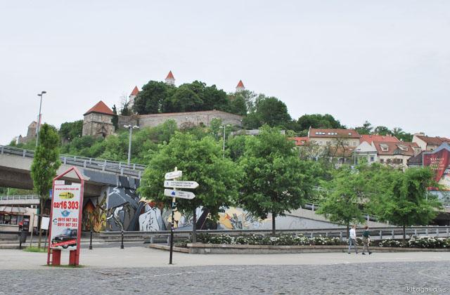ブラチスラヴァ城 Bratislava Castle