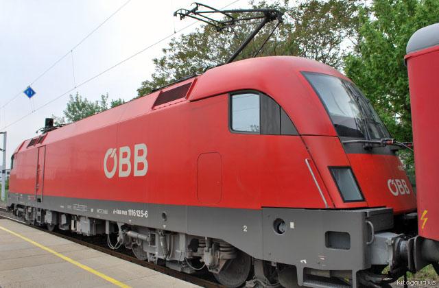 オーストリア国鉄 ÖBB