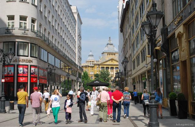 ルメリディアンブダペストホテル