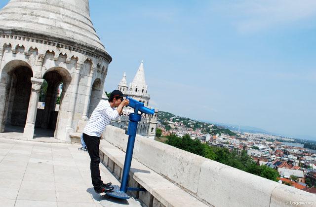 ハンガリー旅行記 ブダペスト市内観光