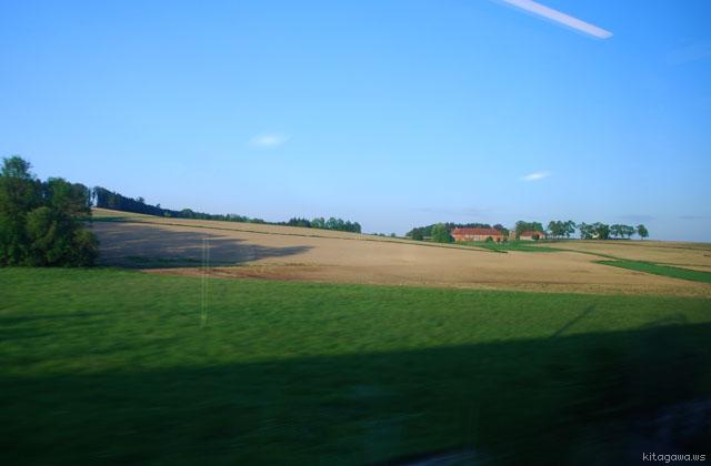ブダペストからウィーン 鉄道 RAILJET