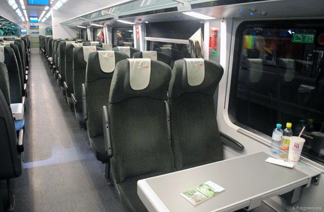 ウィーンからミュンヘン 鉄道 RAILJET