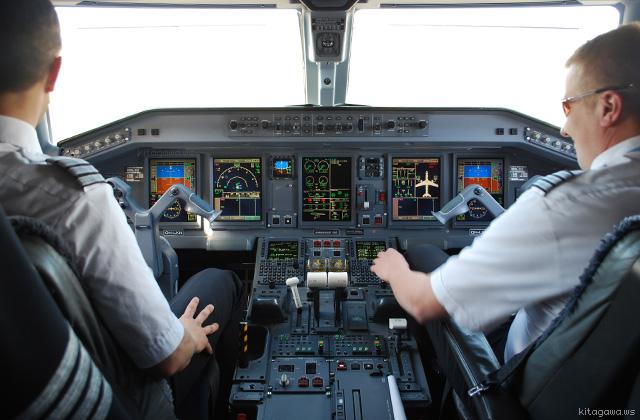 フィンランド航空フィンエアービジネスクラス