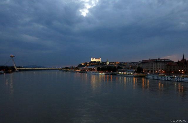 スロヴァキア旅行記 ブラチスラヴァ観光