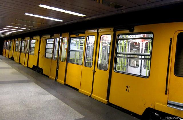 ブダペスト地下鉄一号線
