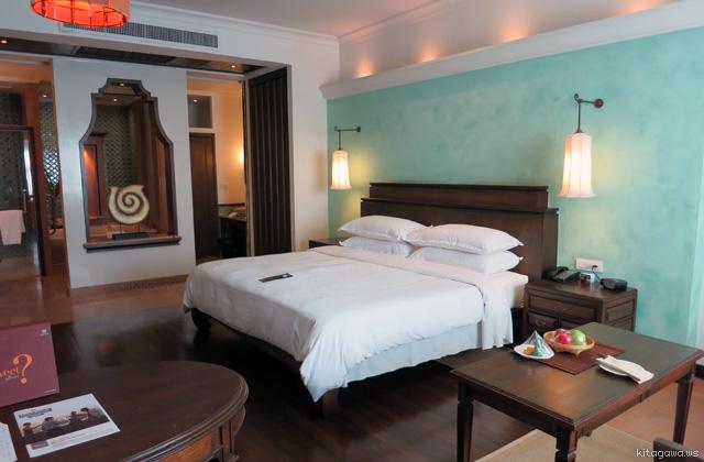 デラックスパビリオン@シェラトンパタヤリゾートホテル