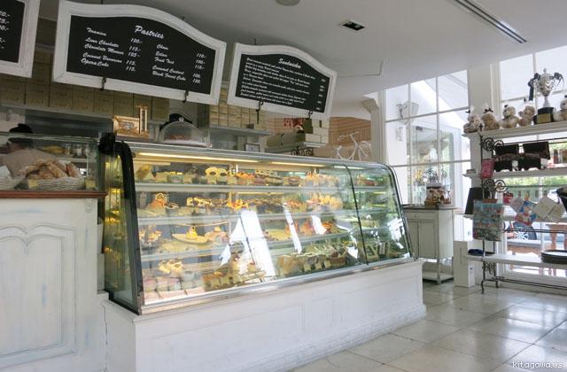 パタヤのカフェ La Baguette French Bakery
