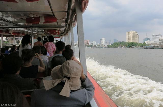 タイ旅行記 バンコク市内観光