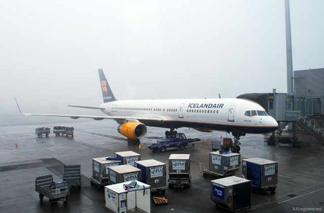 アイスランド航空 搭乗記