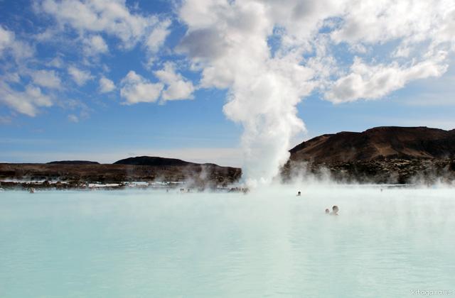 ブルーラグーン アイスランド