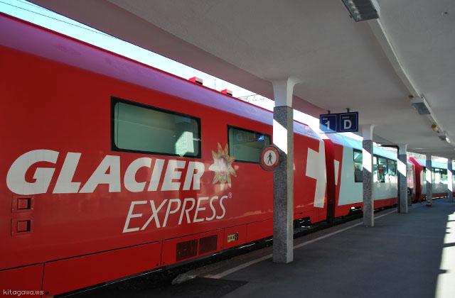 Glacier Express グレーシャーエクスプレス