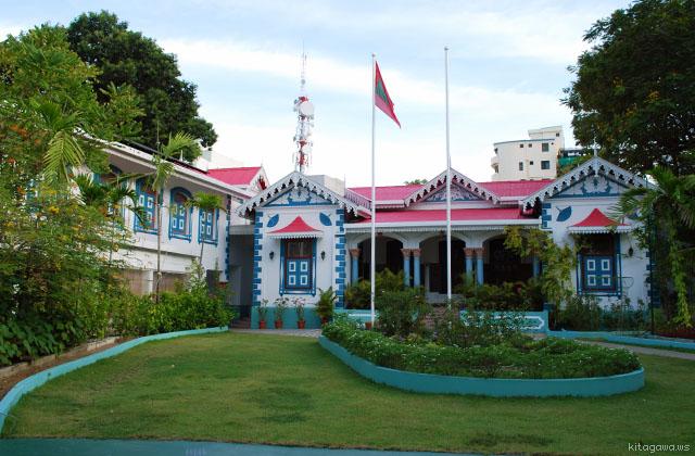 旧大統領官邸