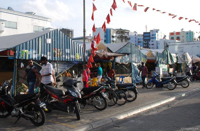 Dhathuruveringe Market