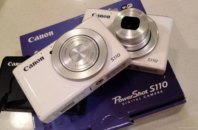 キャノン PowerShot S110 パワーショット