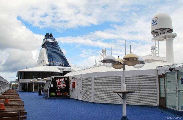 スウェーデンからフィンランド 船