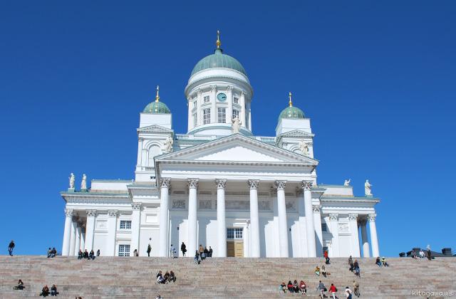 ヘルシンキ大聖堂 Tuomiokirkko
