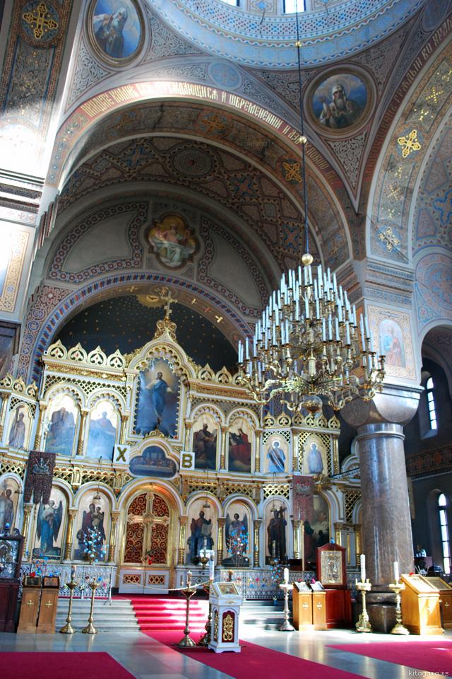 ウスペンスキ大聖堂