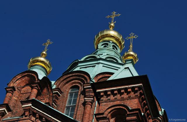 ウスペンスキ教会 Uspenskin Katedraali