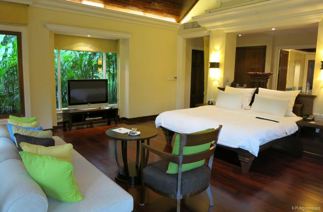 ラグーンヴィラ@ルメリディアン・カオラックビーチ&スパリゾートホテル
