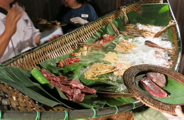 タイ料理 バッフェ