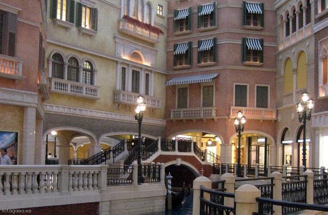 ベネチアンマカオ