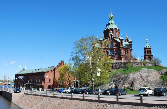 ウスペンスキー大聖堂 (フィンランド・ヘルシンキ)