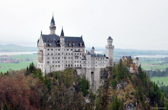 ノイシュバンシュタイン城 ドイツ