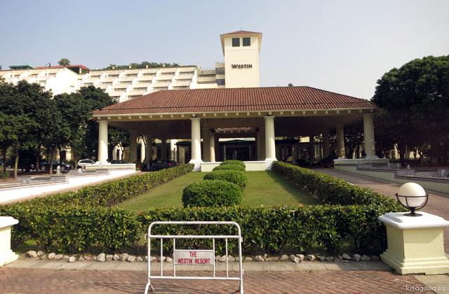 ウェスティンリゾートマカオホテル