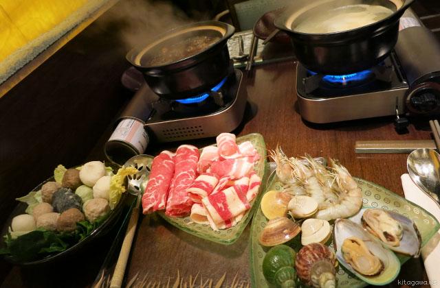 Xin 鮮 マカオ火鍋レストラン