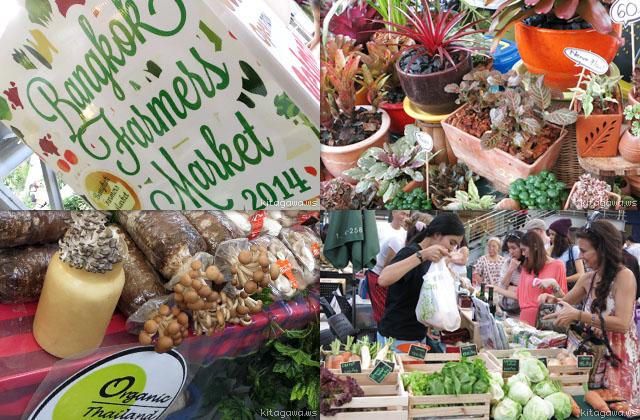 Bangkok Farmers' Market 2014
