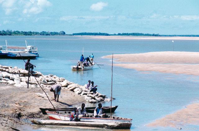 モザンビーク タンザニア 陸路