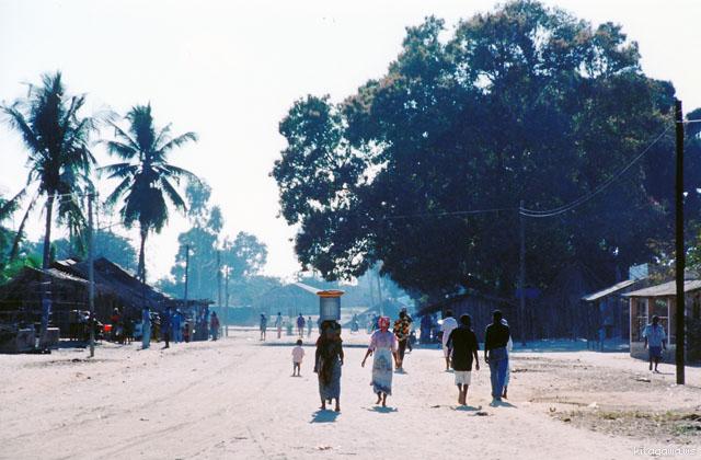 モザンビーク パルマ