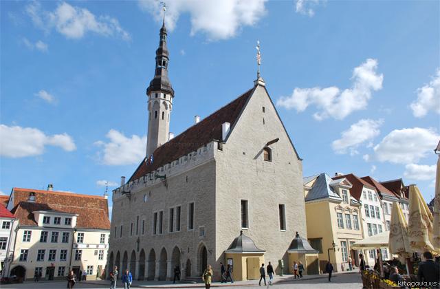 タリン旧市庁舎