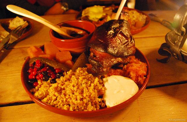エストニア料理レストラン