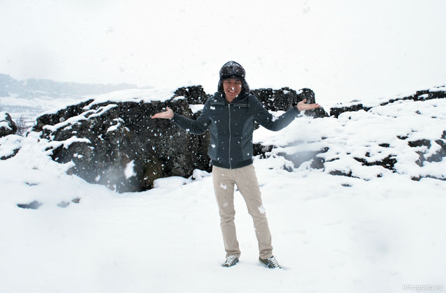 アイスランド ゴールデンサークル
