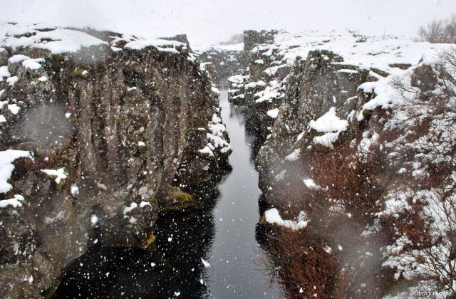 シンクヴェトリル国立公園 ギャオ