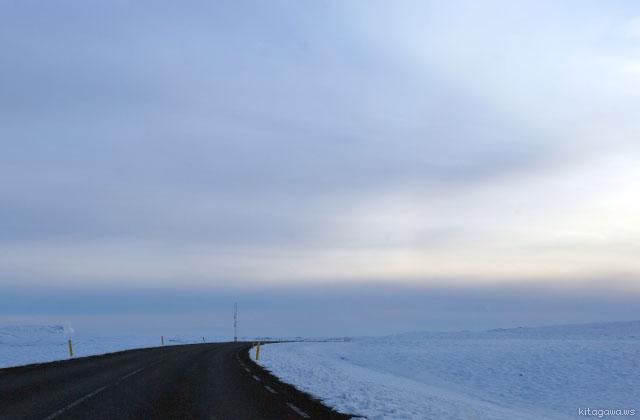 アイスランド レンタカー ドライブ