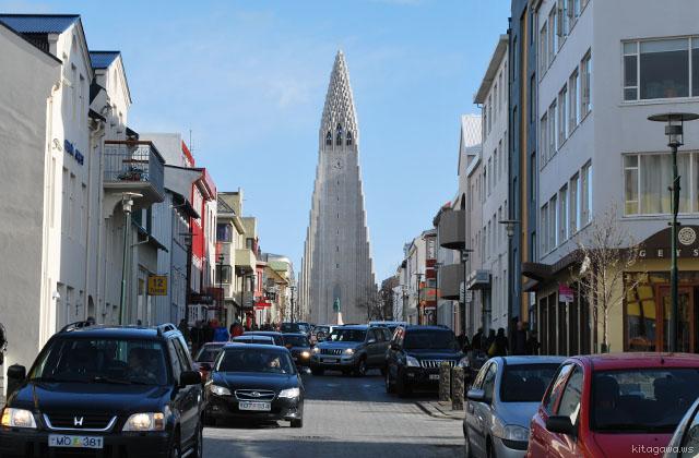 アイスランド旅行記 レイキャヴィーク