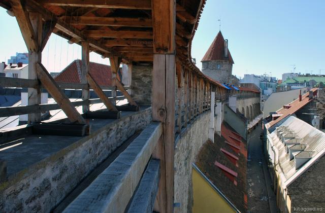 城壁オープンテラス