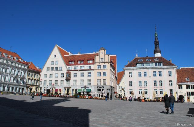 市庁舎広場 エストニア に対する画像結果